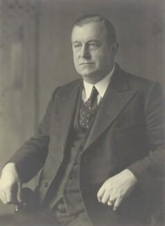 Sir Amos Lowrey Ayre, by Walter Stoneman - NPG x163796