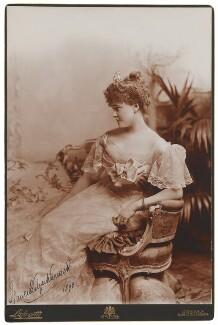 Frances Evelyn ('Daisy') Greville (née Maynard), Countess of Warwick, by Lafayette - NPG P709