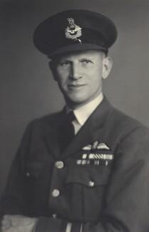 Sir John Wakeling Baker, by Walter Stoneman - NPG x163836