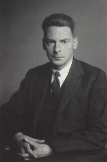 Wilson Baker, by Walter Stoneman - NPG x163841
