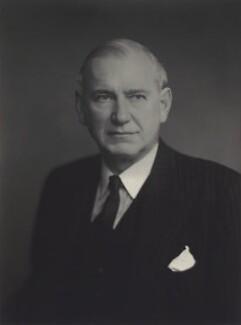 Harold Harington Balfour, 1st Baron Balfour of Inchrye, by Walter Stoneman - NPG x163847