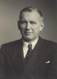 Harold Harington Balfour, 1st Baron Balfour of Inchrye, by Walter Stoneman - NPG x163854