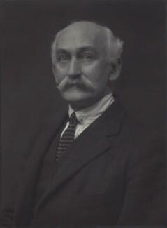 Henry Balfour, by Walter Stoneman - NPG x163855