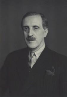 Sir John Balfour, by Walter Stoneman - NPG x163857