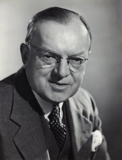 Sir (George) Harold Banwell, by Walter Bird - NPG x163873