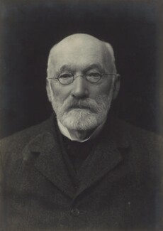 Sir David Miller Barbour, by Walter Stoneman - NPG x163878