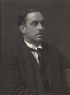 Charles Glover Barkla, by Walter Stoneman - NPG x163890