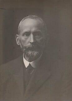 Edwin Henry Barton, by Walter Stoneman - NPG x163936