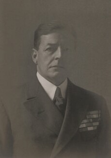 David Richard Beatty, 1st Earl Beatty, by Walter Stoneman - NPG x163980