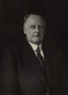 William Lygon, 7th Earl Beauchamp, by Walter Stoneman - NPG x163983