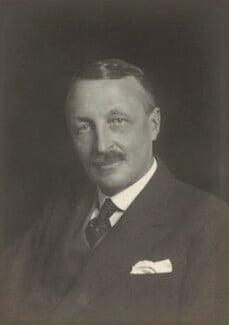 Sir Charles Henry Bedford, by Walter Stoneman - NPG x164008