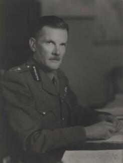 Sir Rob McGregor MacDonald Lockhart, by Walter Stoneman - NPG x164021