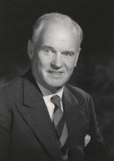 Arthur Henderson, Baron Rowley, by Walter Bird - NPG x164029