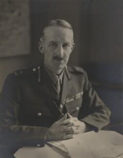 Sir Arthur Francis Smith, by Walter Stoneman - NPG x164117