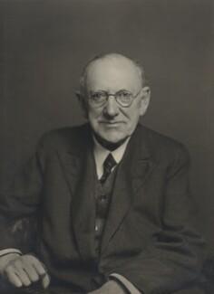 James Louis Garvin, by Walter Stoneman - NPG x164143
