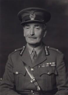 Francis Lindisfarne Morley Crossman, by Walter Stoneman - NPG x164163