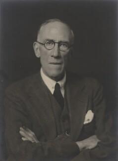 Hubert Maitland Turnbull, by Walter Stoneman - NPG x164205