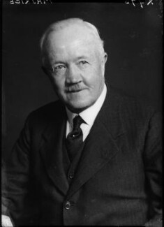 Sir Frederick Barton Maurice, by Walter Stoneman - NPG x164209