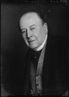 Sir (Thomas) Edwin Cooper, by Walter Stoneman - NPG x164211