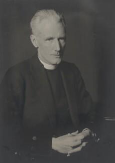 Mervyn George Haigh, by Walter Stoneman - NPG x164262