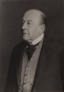 Sir (Thomas) Edwin Cooper, by Walter Stoneman - NPG x164264