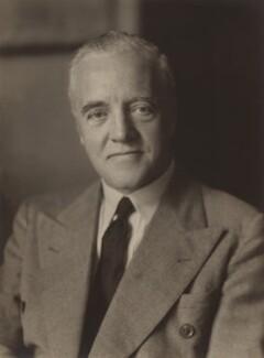 Sir (Ernest) Julian Foley, by Walter Stoneman - NPG x164325