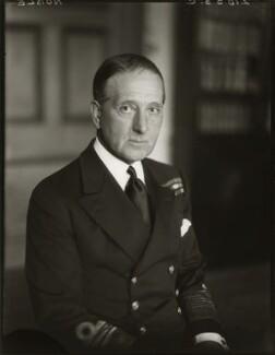Sir Percy Lockhart Harnam Noble, by Walter Stoneman - NPG x164412