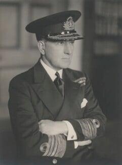 Sir Percy Lockhart Harnam Noble, by Walter Stoneman - NPG x164432