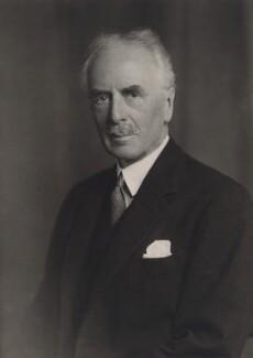 Charles Iain Kerr, 1st Baron Teviot, by Walter Stoneman - NPG x164433