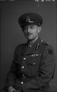 John Nuttall Slater, by Walter Stoneman - NPG x164580