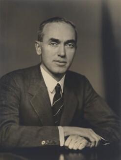 Sir Charles Frederick Goodeve, by Walter Stoneman - NPG x164602