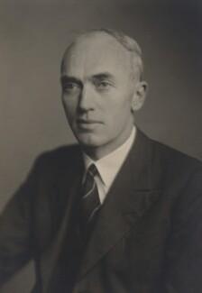 Sir Charles Frederick Goodeve, by Walter Stoneman - NPG x164603