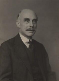 Sir Stephen George Tallents, by Walter Stoneman - NPG x164608