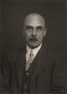 Sir Stephen George Tallents, by Walter Stoneman - NPG x164609