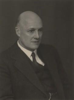 Sir Walter Rangeley Maitland Lamb, by Walter Stoneman - NPG x164698