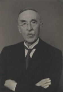 George Peabody Gooch, by Walter Stoneman - NPG x164844