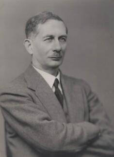 Sir (Edgar) John Forsdyke, by Walter Stoneman - NPG x164845