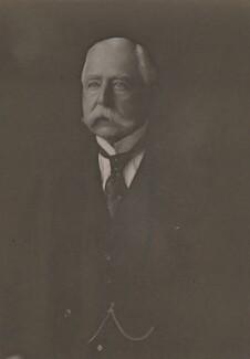 Alexander Charles Hamilton, 10th Lord Belhaven and Stenton, by Walter Stoneman - NPG x164854