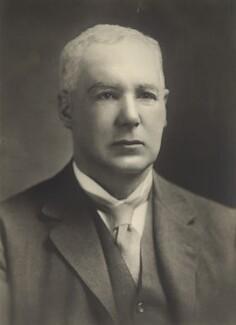 Sir Francis Henry Dillon Bell, by Walter Stoneman - NPG x164856