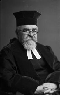 Joseph Herman Hertz, by Walter Stoneman - NPG x164908