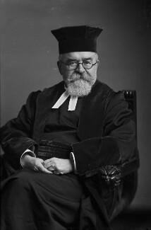 Joseph Herman Hertz, by Walter Stoneman - NPG x164910