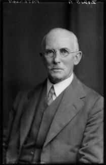 Sir Clifford Copland Paterson, by Walter Stoneman - NPG x164967
