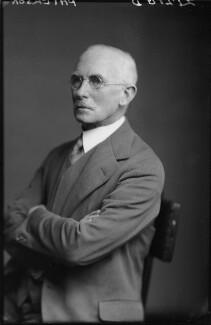 Sir Clifford Copland Paterson, by Walter Stoneman - NPG x164970