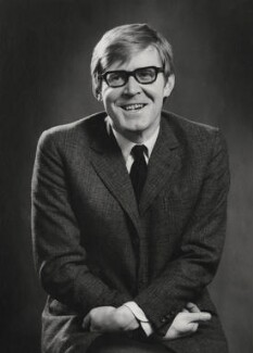 Alan Bennett, by Godfrey Argent, 18 March 1969 - NPG x165019 - © National Portrait Gallery, London