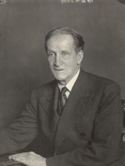 Frank Benson, by Walter Stoneman - NPG x165037