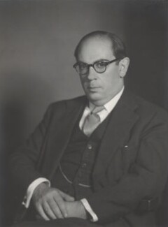 Sir Isaiah Berlin, by Walter Stoneman - NPG x165041