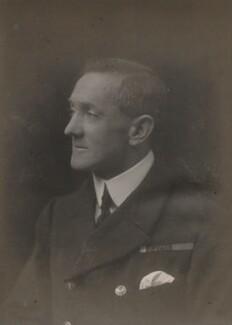 Vivian Henry Gerald Bernard, by Walter Stoneman - NPG x165042
