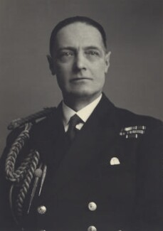William Harold Edgar, by Walter Stoneman, March 1943 - NPG x165074 - © National Portrait Gallery, London