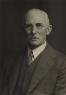 Sir Clifford Copland Paterson, by Walter Stoneman - NPG x165086