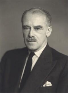 Richard Gavin Gardiner Casey, Baron Casey, by Walter Stoneman - NPG x165111